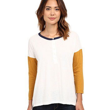Volcom Down The Block Henley Top