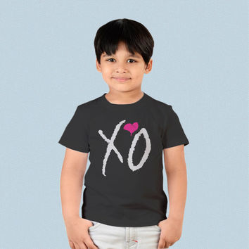 Kids T-shirt - XO Drake Beyonce The Weekend Fresh Lil Wayne