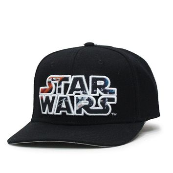 Star Wars Episode X WIng Black Flex Baseball Cap