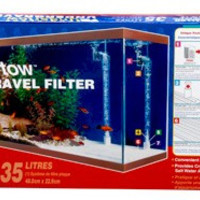 Undertow Undergravel Filter for 10 Gallon Aquariums