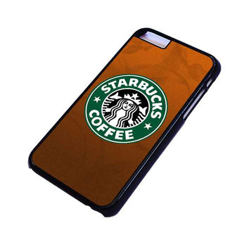 STARBUCKS iPhone 4/4S 5/5S 5C 6 6S Plus Case Cover