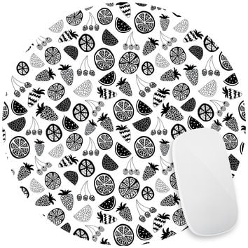 Fruity Mouse Pad Decal