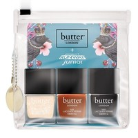 butter LONDON Project Runway® Junior Peace of Armor Nail Lacquer Set (Limited Edition) ($30 Value) | Nordstrom