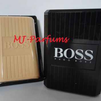 Vintage: Hugo Boss, Number One Soap, Seife, 150g