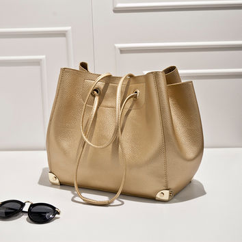 Summer Stylish Simple Design Bags Shoulder Bag [8226413575]