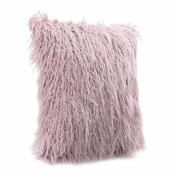 A11714 Area Pillow Dusty Pink