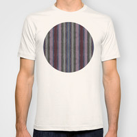 Baroque lines T-shirt by Tony Vazquez