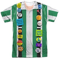 New Mens Office Space Chotchkies Flair Costume Sublimation T-Shirt