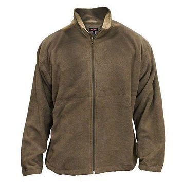 TRU-SPEC Coyote Lightweight MicroFleece Jacket / Liner