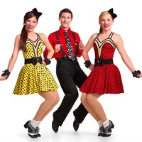 Swing Fling | Tap & Jazz | Costumes
