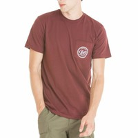 SURF CLUB PREMIUM BASIC POCKET TEE