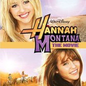 Hannah Montana: The Movie (Nintendo Wii, 2009) Complete