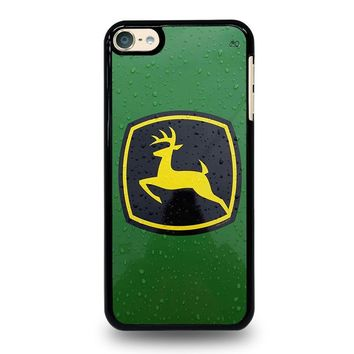 JOHN DEERE 3 iPod Touch 4 5 6 Case Cover