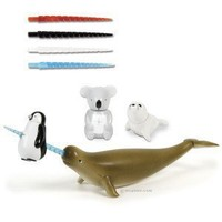 Avenging Narwhal Play Set - Archie McPhee & Co.