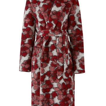 Hutch Red Kat Coat