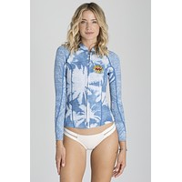 Billabong Girls - Peeky Surf Jacket | Indigo