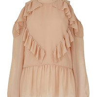 Alice & You Ruffle Detail Blouse | SimplyBe US Site