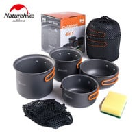 Ultralight Outdoor Camping Cookware