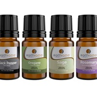 Herbal Essential Oil Gift Set (6 Pack)