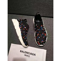 Balenciaga Speed Trainers Stretch Knit Sneakers Style #18