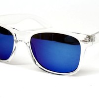 A3058-vp Style Vault Unique Metal Aviator Sunglasses