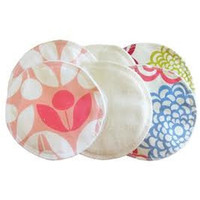 Glitzy Gals Washable Nursing Pads {Fresh Bloom & Modern Floral & Baby Bamboo}