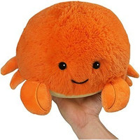 Squishable Mini Crab 7""