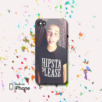 Sam Pottorff - Photo on Hard case, for iPhone and Samsung Galaxy. Choose the option for device and colour case