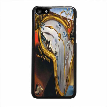 salvador dali soft watch melting clock iphone 5c 5 5s 4 4s 6 6s plus cases
