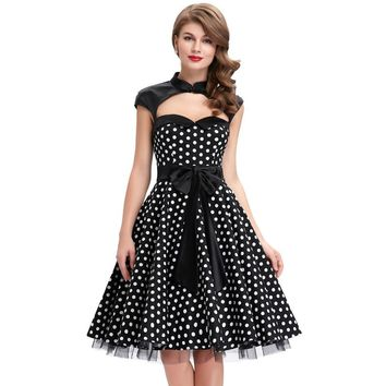 Sexy Pinup Swing Summer Dresses  Dresses Women
