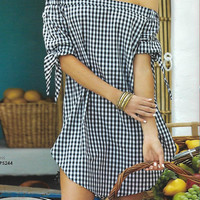 Dress for Fall in Gingham at Affordable Prices - Visit Our Store today