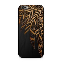 Black Bamboo - Abstract Feather