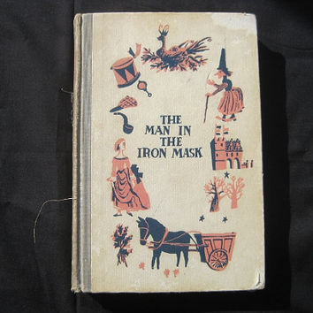 Man in the Iron Mask Alexandre Dumas Junior Deluxe Edition Hardcover
