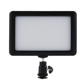 Pro LED Video Lighting Photographic Lamp Continuous Light Panel Lighting Soft Light 6000K For Sony NP-F Series Camera