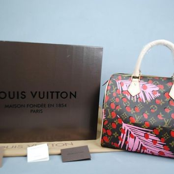 Tagre™ Louis Vuitton Jungle Speedy Ladies Bag Damentasche Pre-Owned Like New Free DHL Shippin