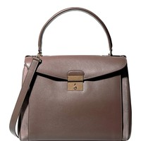 Marc Jacobs Metropolitan Bag - Medium Leather Bag - ShopBAZAAR