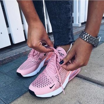 Shop Pink And White Nike Air Max on Wanelo 36a05bca37