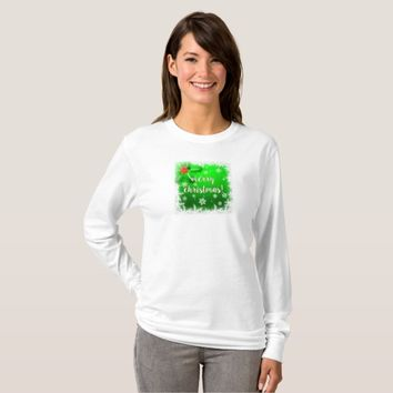 Snowy Wish Long Sleeve T-Shirt