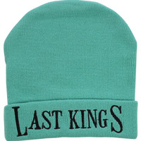 Last Kings Men's Winter Beanie Knit Skull Cap Hat
