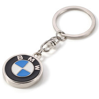 blue white red Car Key Rings Fob Holder Car Logo Keychain for BMW e46 e39 e90 e60 e36 f30 f10 e34 f20 e30 x5 e53 X3 X4 X6 I8