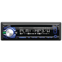 Dual Single-din Am And Fm And Mp3 Cd Receiver With Bluetooth & Pandora