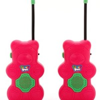 Gummy Bear Walkie Talkies (17024)