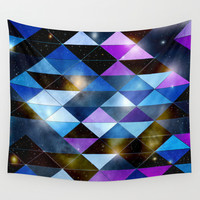 Untitled Wall Tapestry by Tjc555