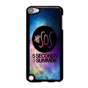 5 SECONDS OF SUMMER 1 5SOS iPod Touch 5 Case Cover