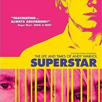 Joan Agajanian Quinn & Jean Michel Basquiat & Chuck Workman-The Life & Times of Andy Warhol - Superstar
