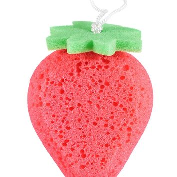 Strawberry Bath Sponge