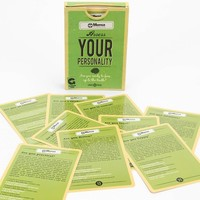 Mensa Assess Your Personality Test Card Set - Urban Outfitters