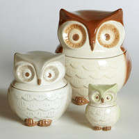 Owl Measuring Cup Set - World Market