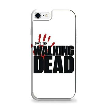 Walking Dead logo handprint iPhone 6 | iPhone 6S Case