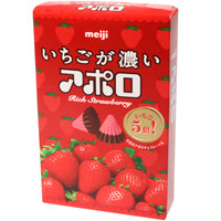 Meiji Apollo Strawberry Chocolate 1.41 oz - AsianFoodGrocer.com | AsianFoodGrocer.com, Shirataki Noodles, Miso Soup